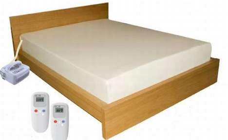 Temperature Controlled Beds