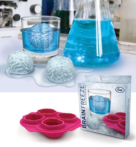 Brain Beverage Coolers
