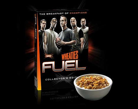 Pro Athlete Breakfasts