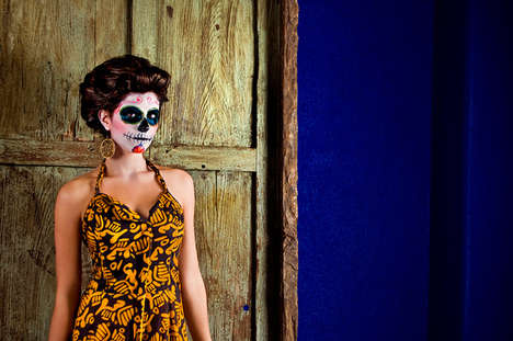 Day of the Dead Fashiontography
