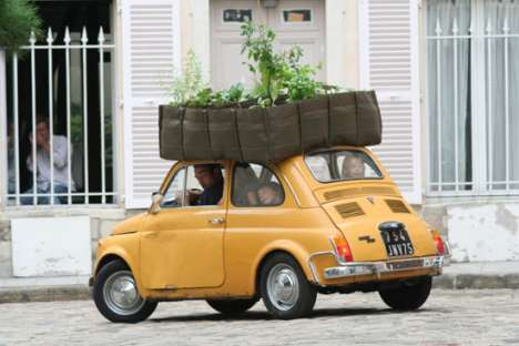 Mobile Gardens - Bacsac Gardening Equipment Brings the Green Wherever You Go