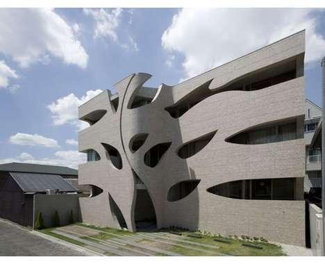 15 Clever Concrete Buildings