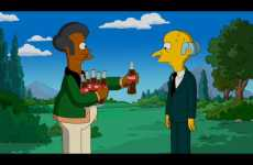 "Simpsons Super Bowl Ads - Is the ""Coke Hardtimes"" Commercials an Epic Sellout?"