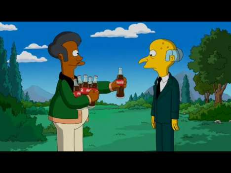 Simpsons Super Bowl Ads