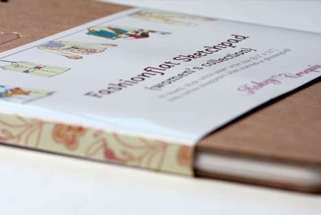 Fashion Designer Notepads