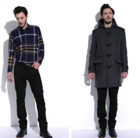 Tailored Hipster Fashion