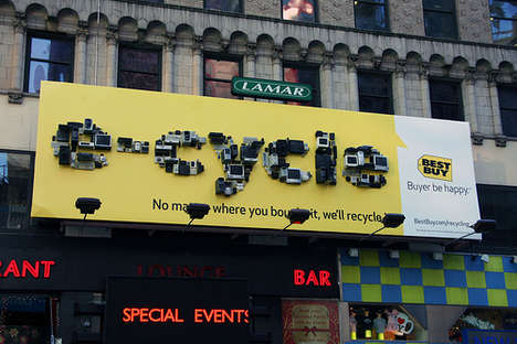 Recycled Billboards