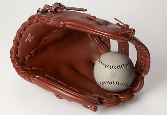 Luxury Baseball Gloves