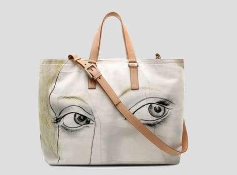 Elegantly Eyed Handbags