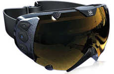 Direct to Eye GPS Goggles