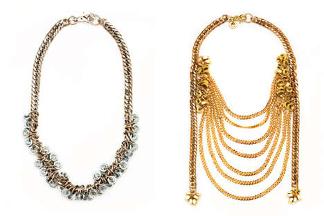 Threaded Necklaces