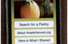Charitable iPhone Apps - Ample Harvest Fills Real Life Pantries