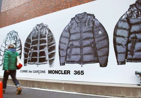 Japanized Sportswear - Moncler Launches Moncler 365 With Rei Kawakubo
