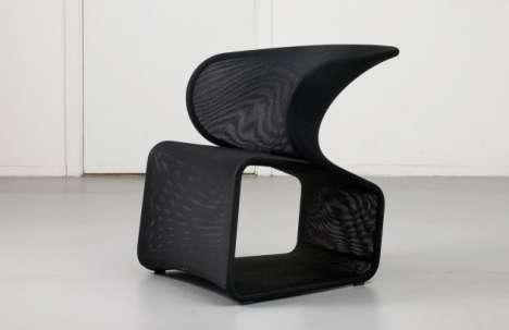 Samurai-Helmet Seating