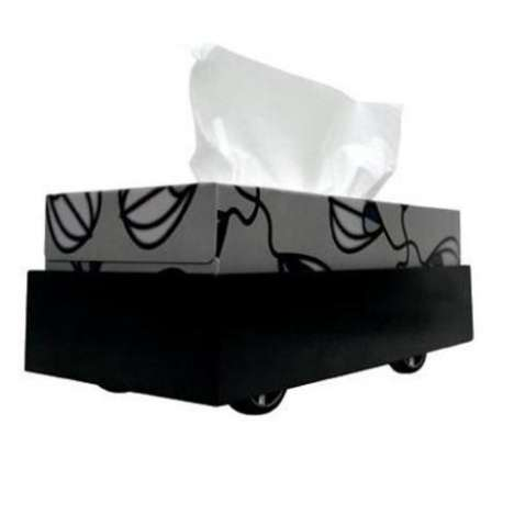Mobile Tissue Boxes