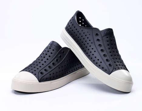 Croc-Like Kicks