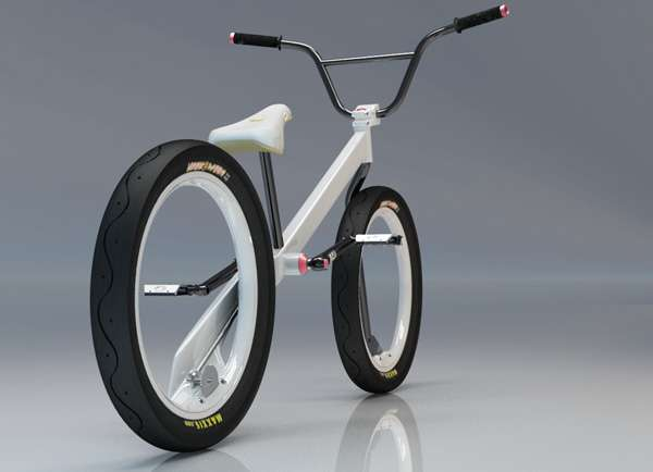Hubless Wheels