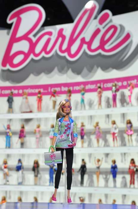Computer Engineer Dolls - Mattel Reveals Barbie's 126th Job, and It's a Tech-Savvy One