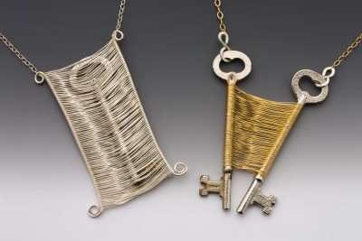 Captured Key Jewelry