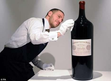 Gigantic Wine Auctions