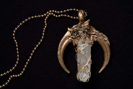Bullet Healing Jewelry