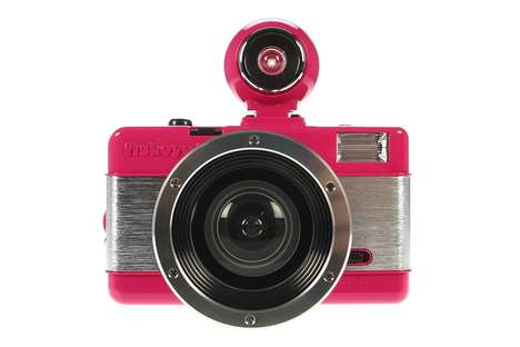 Lomography Fisheye Second Edition is a Cute Compact Camera