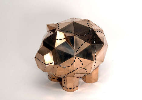 Geometric Piggy Banks