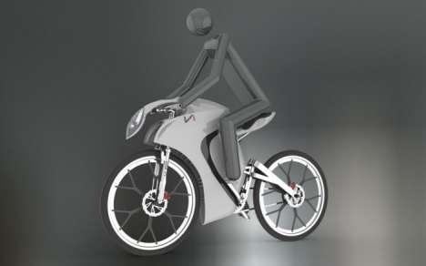 Aggressive Street Bikes