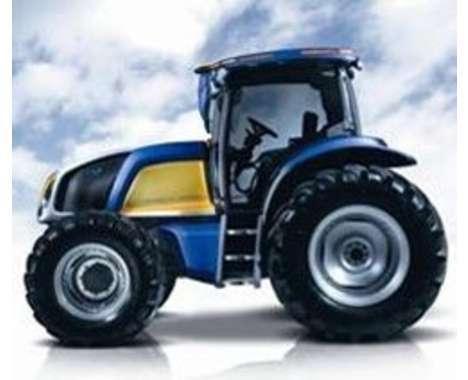 11 Terrific Tractors