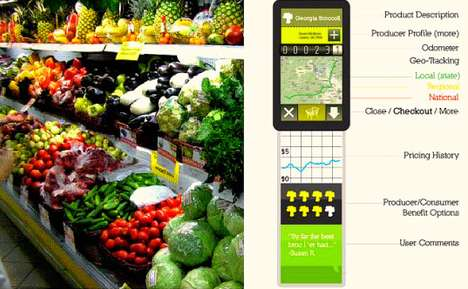 Apps for Locavores