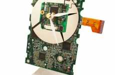 Circuit Board Clocks