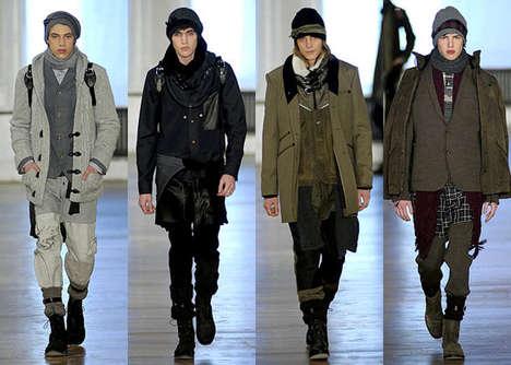 Ragged Nomad Menswear