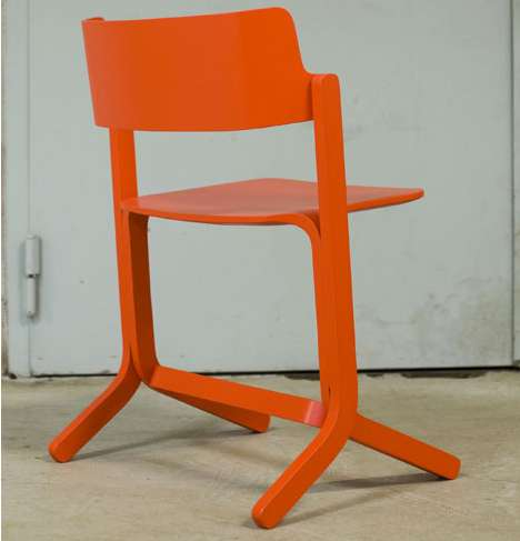 Stout-Legged Seating
