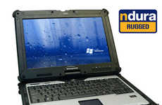 Indestructible Laptops - The Ndura Rugged Laptop Can Take the Abuse