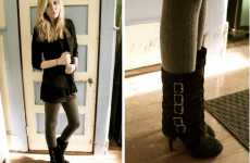 Year-Round Booties - Maddison Rothery Rocks Booties for Spring and Summer