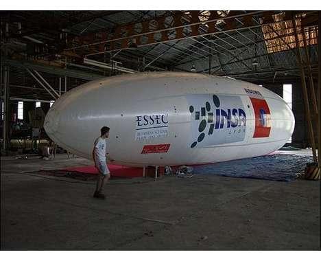 37 Badass Blimps and Airships