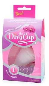 Eco Menstrual Innovations - Diva Cup Gives Pads and Tampons the Green Boot