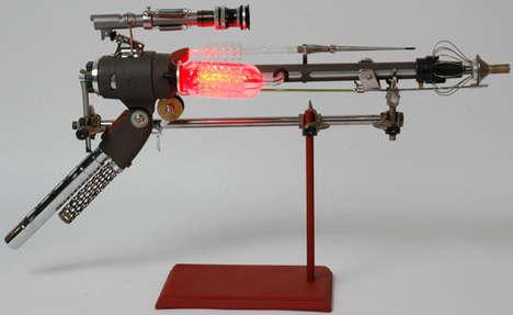 Recycled Gadget Guns