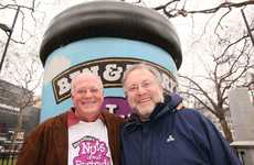Sweet Tradevertising - Ben & Jerry's Launches '100 Fair Trades' Campaign for Fairtrade Ice Cream