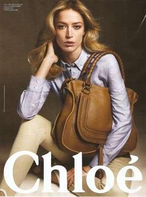 Equestrian Chic Fashion Ads