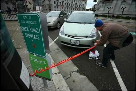 City-Wide Electric Vehicle Wiring