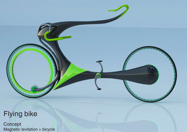Gravity-Defying Bikes