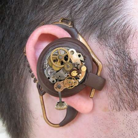 58 Steampunk Innovations
