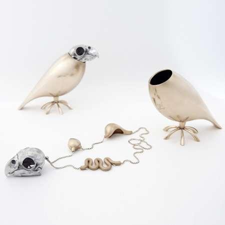 Bird Gut Jewelry