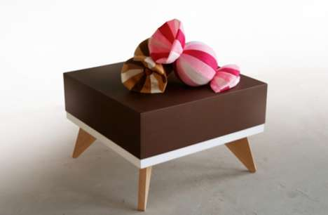 Chocolate-Covered Couches
