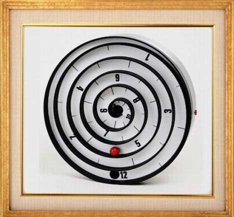 Spiraling Time-Tellers