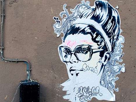 Luxury Graffiti Style
