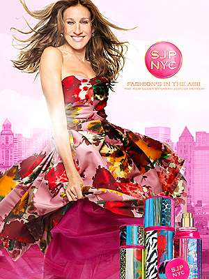 'Sex in the City' Fragrances - Sarah Jessica Parker Launches Carrie Bradshaw-esque 'SJP NYC' Scent
