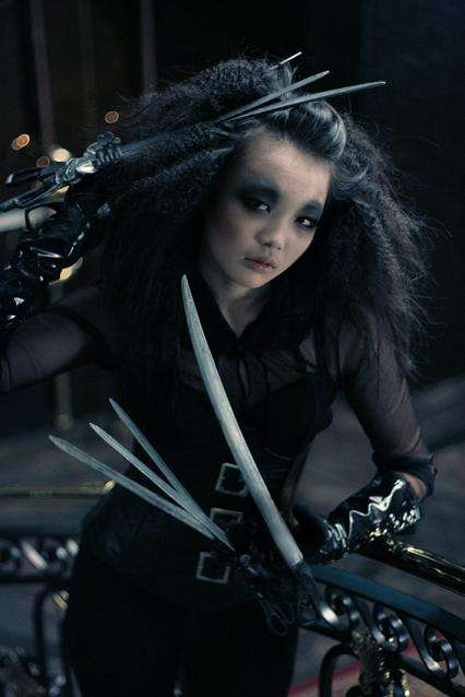 Scissorhands Photography