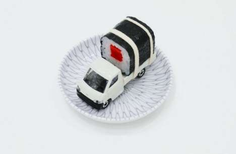 Fishy Mini Cars